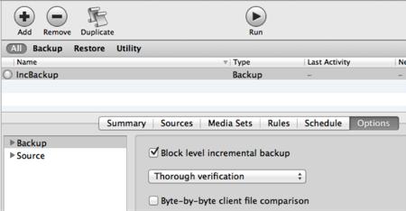 Macbook backup best options