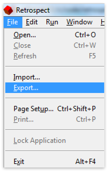 Configs win export1 menu