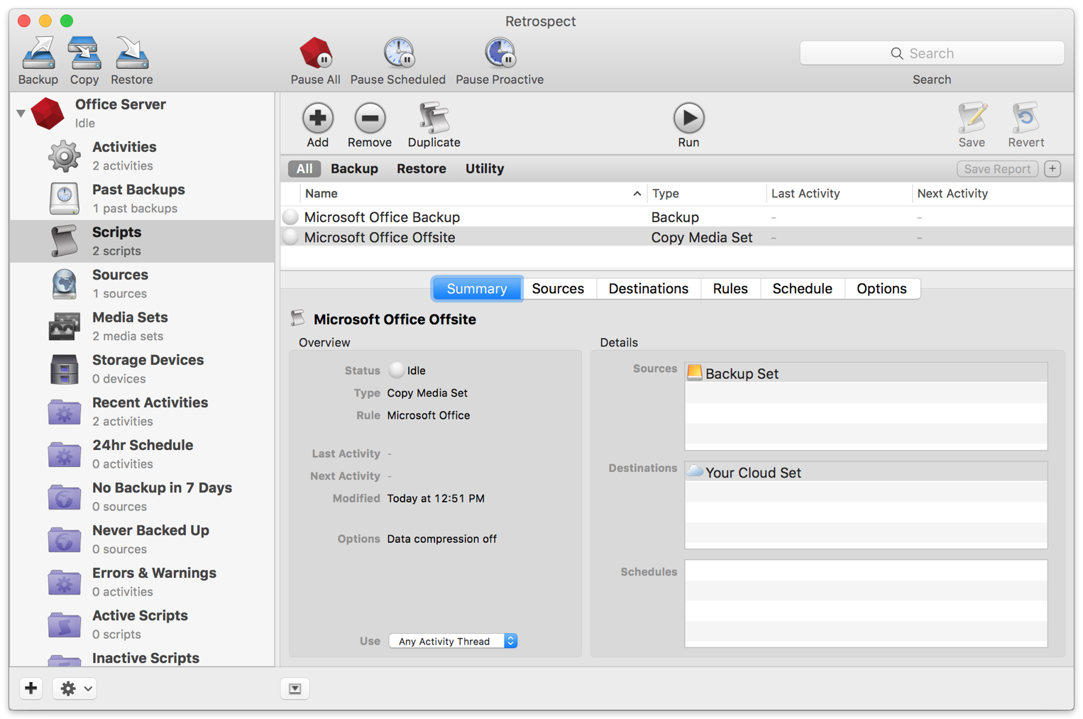 Kb application backup microsoft office mac transfer