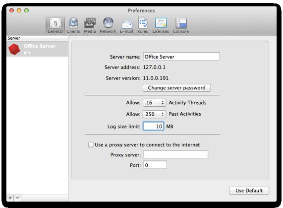 Kb mac log limit prefs