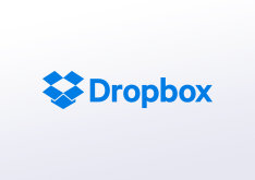 Dropbox grey box