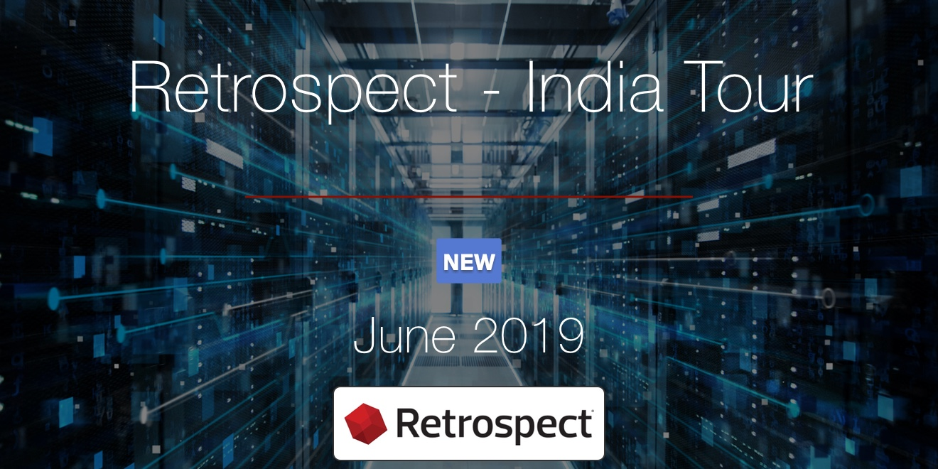 Retrospect 2019 data center social en india