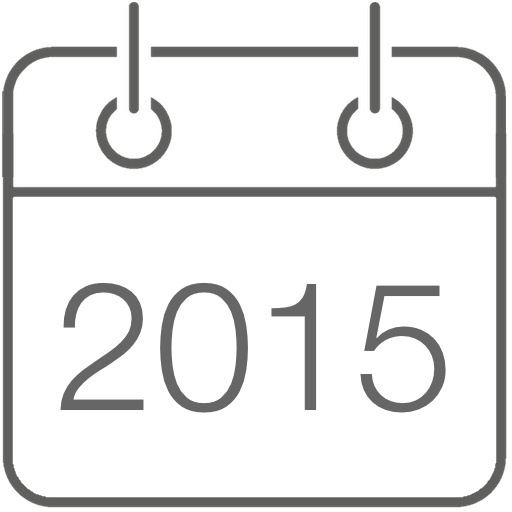 Years history 2015