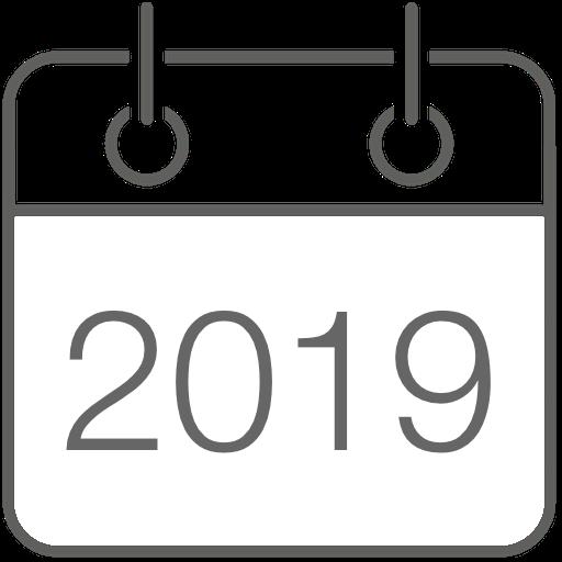 Years history 2019
