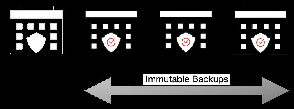 Immutable backup window3