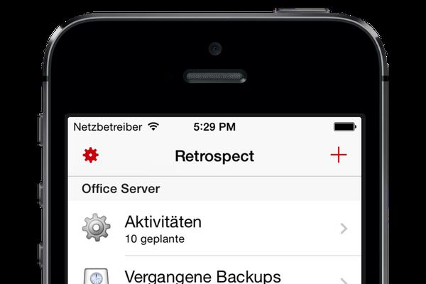 Überwachung auf iPhone oder iPad