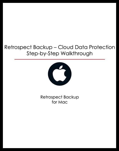 Video cloud data protection mac
