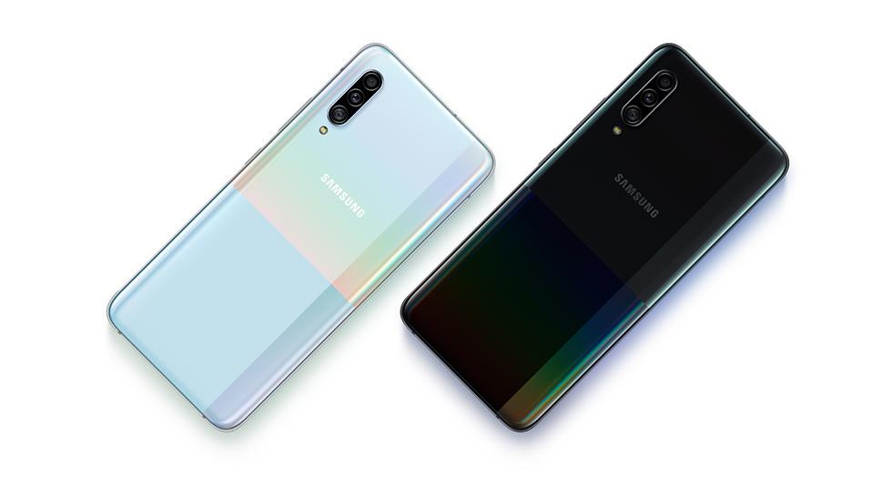 Galaxy A90 Hadir dengan Spek Mumpuni & Dukung 5G