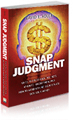Snap judgment excerpt