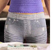 Jeggings style trend gone amok