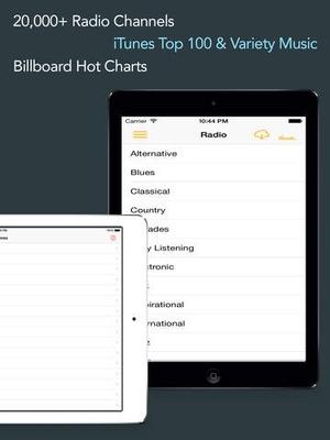 Screenshot Musify Free Cloud Music on iPad