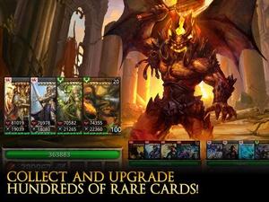 Screenshot Heroes of Camelot on iPad