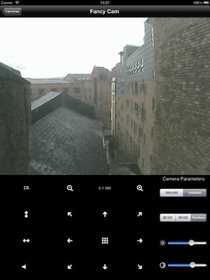 Screenshot CamViewer for IP Webcams, with Audio purchase! on iPad