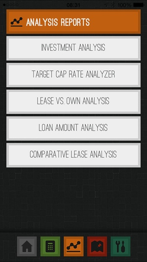 Screenshot TheAnalyst® PRO on iPhone