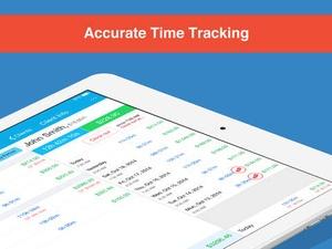Screenshot Hours Keeper on iPad