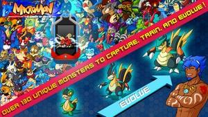 Screenshot Micromon on iPhone