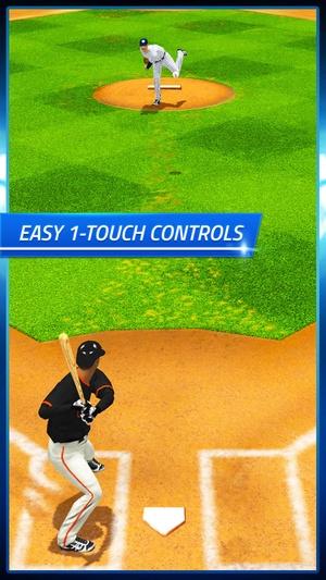 Screenshot Tap Sports Baseball on iPhone