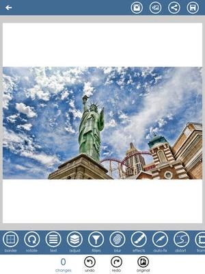 Screenshot InstaSquarer on iPad