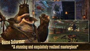 Screenshot Oddworld: Stranger's Wrath on iPhone