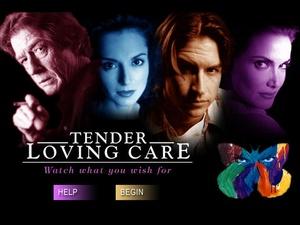 Screenshot Tender Loving Care on iPad