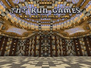 Screenshot TNT Run Games on iPad