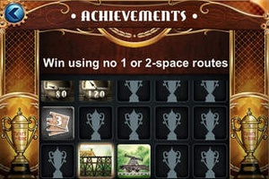 Screenshot Ticket to Ride Pocket on iPhone