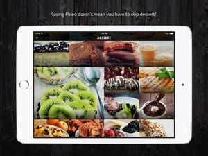 Screenshot Paleo Plate Pro on iPad