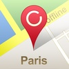 Paris Offline Map (Metro Subway and offline GPS)
