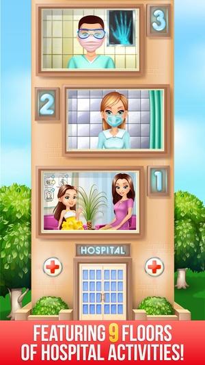 Screenshot Hospital Adventure on iPhone