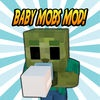 BABY MOBS MOD for Minecraft Game PC Edition