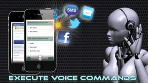 Screenshot Voice Answer on iPhone
