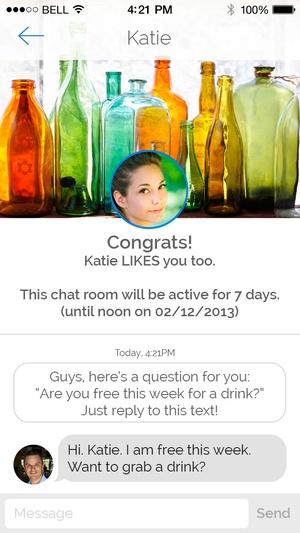 Screenshot Coffee Meets Bagel  on iPhone