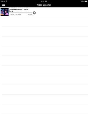 Screenshot Tubemate HD Free on iPad