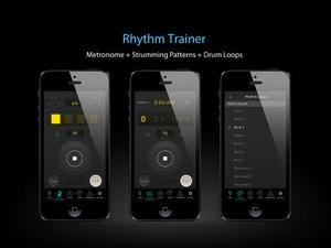 Screenshot Ukulele Toolkit on iPad
