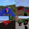 TRANSPORT MOD for Minecraft PC