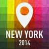 Offline Map New York
