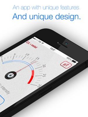 Screenshot Power Line Detector on iPad
