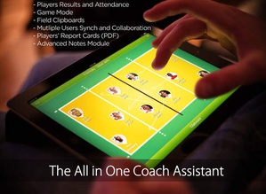 Screenshot iGrade for Volleyball Coach (Players' management with Roster, Game and Practice Information) on iPad