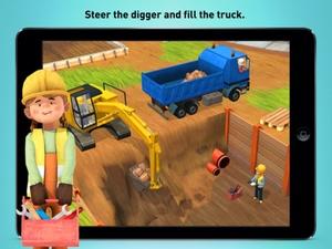 Screenshot Little Builders on iPad