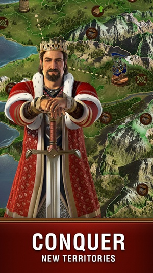 Screenshot Forge of Empires on iPhone