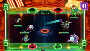 Screenshot Grudgeball: Enter the Chaosphere  on iPhone