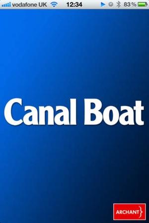 Screenshot Canal Boat on iPhone