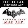 Batman Arkham City Official Map App