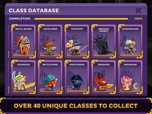 Screenshot King's League: Odyssey on iPad
