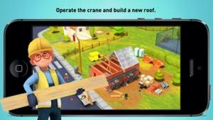 Screenshot Little Builders on iPhone