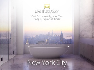 Screenshot LikeThat Décor on iPad