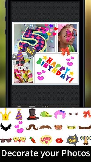 Screenshot Photo Scrapbook on iPhone