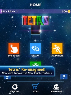 Screenshot TETRIS® FREE on iPad