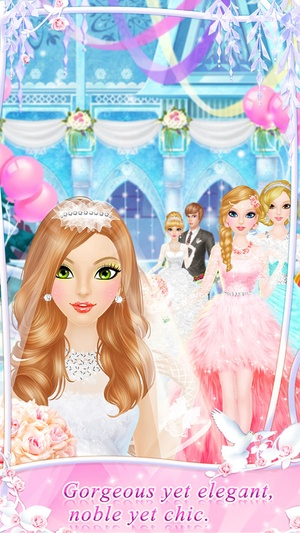 Screenshot Wedding Salon 2 on iPhone