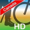 Terra Map Canada HD